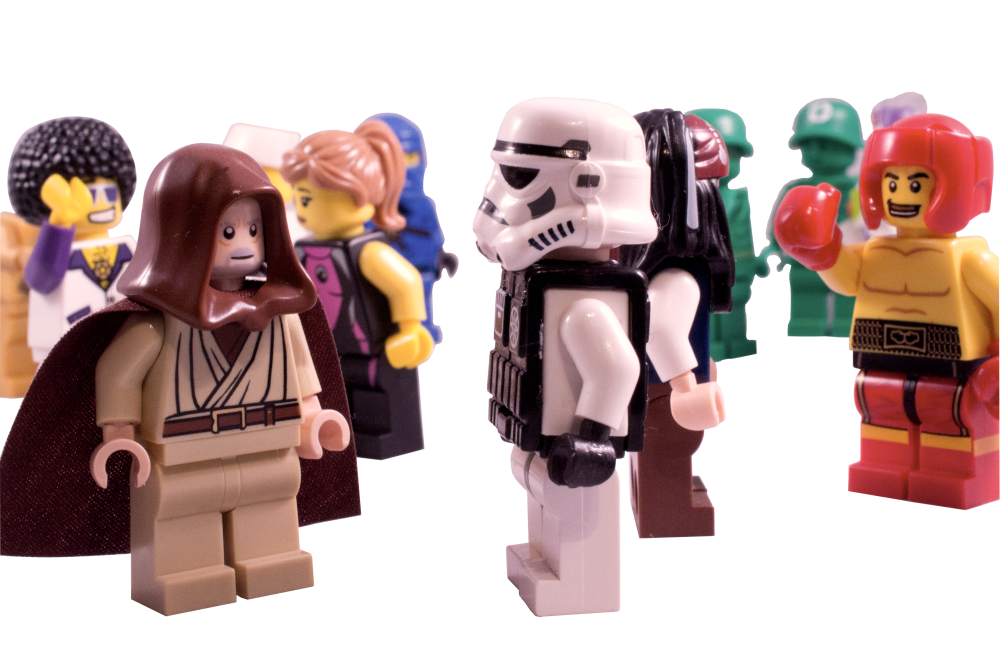 Community of Gifted Minds: Variety Is the Force
